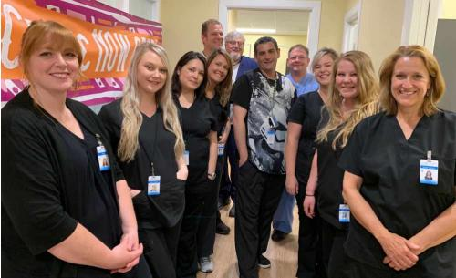 Dental Services and Dental Staff
