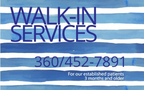 Walk-In Services
